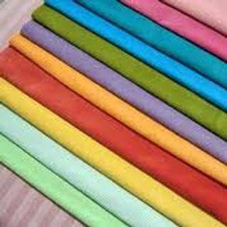 107 gsm, 100% Cotton, Dyed, Plain