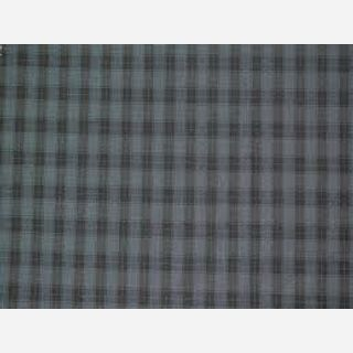 60% Polyester 40% Rayon Blend Dyed Woven Fabric