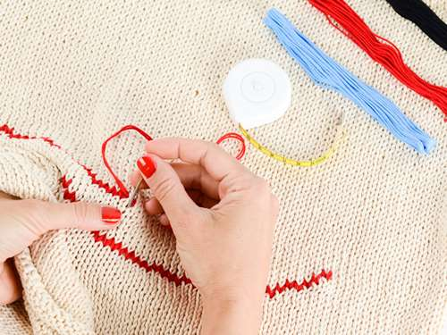 embrodiery fabric