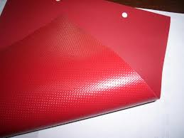 550 GSM, PVC coated (1 side or 2 side), Dyed, Cover to vehicle, Tent
