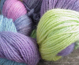 Dyed / Greige, Knitting, Weaving, 25.5 to 26.5 Micron, Alpaca