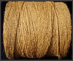 Natural, For weaving & Knitting, 7000D+, Coconut Fibre