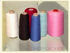 Greige, For knitting, 32/2, 36/2 and 52/2, 100% Acrylic