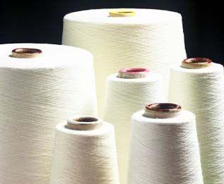 Greige, For weaving & knitting, 20-100s, 30-56/2, Ne, 100% Cotton