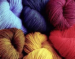 dyed cotton combed yarn
