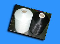Dyed & Greige, For Knitting Fabric,  100% Polyester Air Jet Knitting