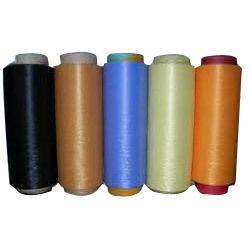 Dyed, Ladies Garments and Thermal Wear , Ne 30/1, 100% Polyester Spun