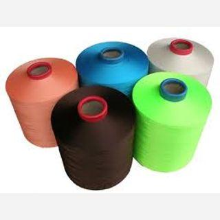 dyed drawn texture filament yarn