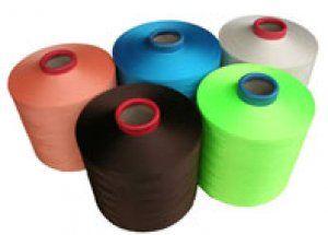 Griege/Dyed, For lace rods, 1000D-3000D, PP Carpet