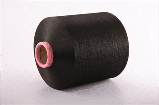 Dyed(Black)/Greige, Weaving, knitting & Hosiery, 300 denier 96 filament, 150 denier 48 filament, 100% Polyester