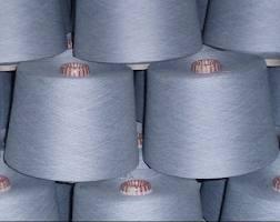 Greige, For gloves knitting, 80% Cotton / 20% Polyester