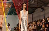 Six designers show key looks in Merino wool at LFW