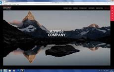 Schoeller redesigns website for new online presence