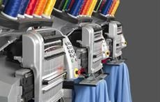 Melco unveils new embroidery machine with higher efficiency