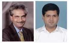 Dr KV Srinivasan (left) and Sanjay Jayavarthanavelu. Courtesy: SITRA