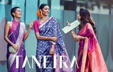 Titan launches indutva store 'Taneira' in Bangalore
