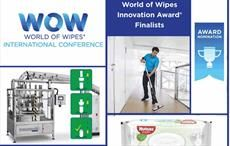 Three make to finals of World of Wipes Award
