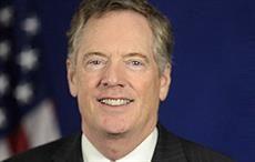 Robert Lighthizer ; Courtesy: Wikipedia