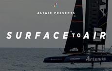 Altair, Artemis Racing design daggerboards