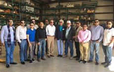 Bangladeshi textile executives tour US Cotton Belt