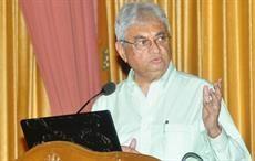 Courtesy: CMAI; President of CMAI, Rahul Mehta addresses the gathering.
