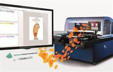 Kornit & Colorgate to make direct-to-garment solutions
