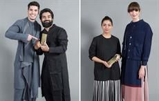 Indian designers Antar-Agni and Bodice have won the 2017/18 International Woolmark Prize.