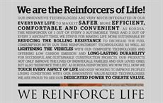 "Kordsa launches ""We Reinforce Life"" campaign"