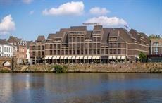 Convention Hotel Crowne Plaza Maastricht, venue of IAF 34th World Fashion Convention; Courtesy: IAF
