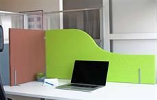 Versare launches new colours for portable partitions
