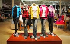 Japanese stores witness rise in apparel sales in November