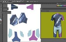 EFI Optitex unveils 3D Design Illustrator for garments