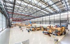 Henkel's production facility for aerospace materials