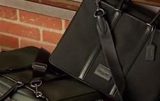 Coach launches men's bags made with Cordura fabric