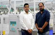 Eco PulsarS at Falcon Yarns Pvt Ltd. Courtesy: Savio/A.T.E