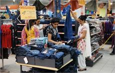 No sigh of relief for denim retail owners