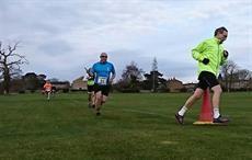 Charlie Exton selects blast resistant shirt for Marathon