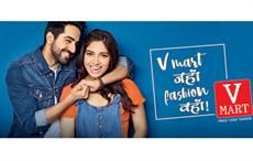 Ayushmann & Bhumi are brand ambassadors of V-Mart