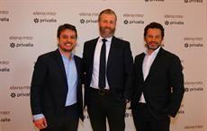 Courtesy: Miroglio Fashion; (l-r) Fabio Bonfa, Hans Hoegstedt, Martino Boselli
