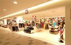 Uniqlo store in Singapore. Courtesy: Fast Retailing