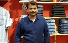 Sanjay Vakharia; Courtesy: Spykar