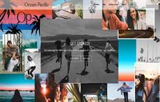 Iconix launches DTC Ocean Pacific website