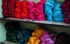 India's Assam state opens silk yarn bank at Sualkuchi