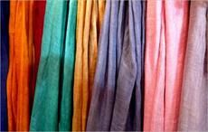 Sam Vegetable Colours launches Herbal Dyed fabrics