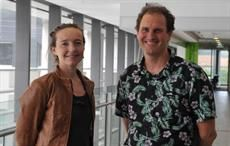 Associate Professor Kim Delbaere and Dr Matthew Brodie/Courtesy: UNSW