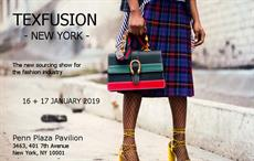 TLTF to debut Texfusion textile trade show in New York
