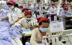 Condition of Cambodian garment workers improves: ILO