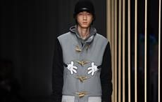 Benetton pays tribute to industrial production at Milan FW