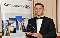 Ben Wilson, Chairman, Composites UK; Pic: Composites UK