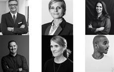 Clockwise from top left: Emanuel Chirico, Helen Crowley, Anita Dongre, Samuel Ross, Dorte Rye Olsen, Noel Kinder/Pic: Copenhagen Fashion summit